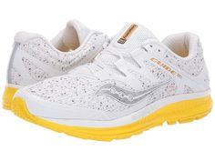 df8d06213788 Saucony Guide ISO (White) Men s Running Shoes. The Guide ISO raises the bar