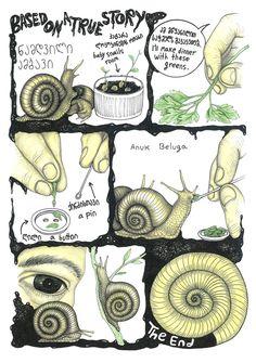 snail, Anuk Beluga