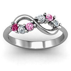 Split Infinity Ring #jewlr