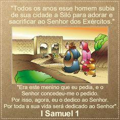 Palavra e Ação : Instrumento de Deus – 1 Samuel 1