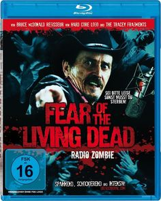 Blu-ray Fear Of The Living Dead - Radio Zombie(Horror)