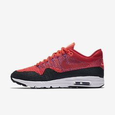 new product 42b3e 69b3c Find great deals for Nike Air Max 1 Ultra Flyknit University Red Bright  Crimson Black Women s Shoes. Shop today and get FREE socks.