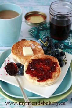 Concord Grape Jelly | My Friend's Bakery