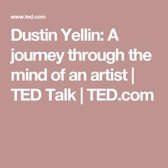 Dustin Yellin: A journey through the mind of an artist | TED Talk | TED.com