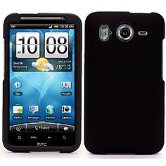 Black Durable Protective Rubberized Crystal Hard Case Cover for AT Wireless HTC Inspire 4G Android Smart Phone (Wireless Phone Accessory)  http://www.amazon.com/dp/B004TCSSEA/?tag=heatipandoth-20  B004TCSSEA