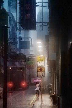 Hong-Kong / Christophe Jacrot
