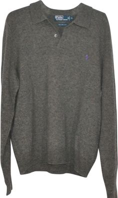 Polo Ralph Lauren Wool Sweater. This Polo Ralph Lauren Mens New sweater is one of Tradesy's Top Ten deals of the week! Save 80% when you shop now