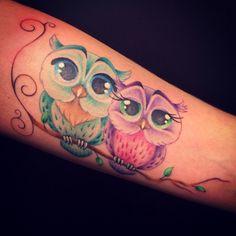 By Miss Joy D @ Low Voltage Ink (NL)