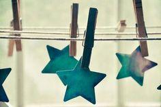 tye dye stars