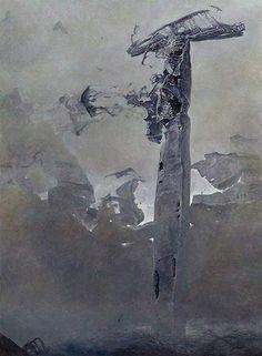 Zdzisław Beksiński. Obrazy. Lata 1995-2005 - WŻ