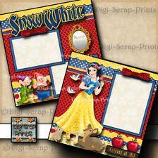 Disney Scrapbook Pages, Scrapbook Page Layouts, Travel Scrapbook, Scrapbook Cards, Scrapbooking Ideas, Scrapbook Designs, Disney Princess Coloring Pages, Disney Princess Colors, Disney Cards