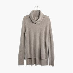 Madewell, Cashmere Layering Turtleneck Sweater #GIFTWELL