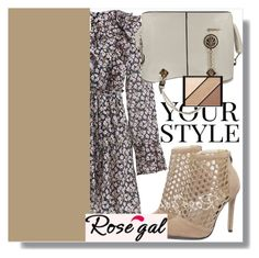 """""""Rosegal 44"""" by mini-kitty ❤ liked on Polyvore featuring Pussycat, Elizabeth Arden, outfit, women and rosegal"""