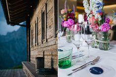 Heiraten auf der Alm und in den Bergen, was will man mehr? Wunderschöne Locations für deine Hochzeit, auch für jede Wetterlage - und für den Fall, dass es regnet gibt es sowieso die LAMIE Hochzeitswetterversicherung: http://versicherungsblog.lamie-direkt.at/hochzeitswetterversicherung/