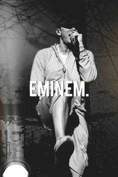 Mijn favoriete rapper, als ik muziek luister dan is het waarschijnlijk van hem.