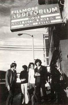 The Doors at the Fillmore West - 1967