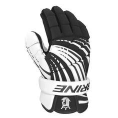 Brine Men's Prestige Lacrosse Gloves