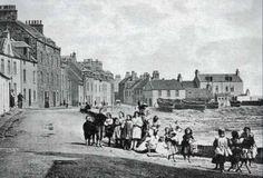 Cellardyke Harbour 1905