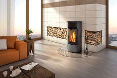 Ambiente A1  #kominki #fire #piece #spartherm #zainspirujsie #salon #livingroom #wnetrza #interior #design #modern