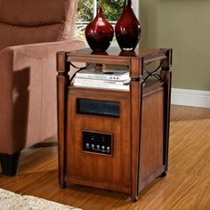 Portable Decorative Infrared Space Heater