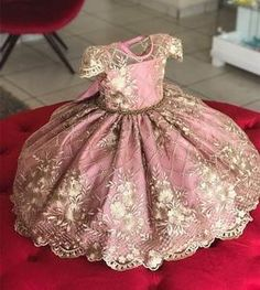 Baby Girl Clothes Formal 2 Years Old Birthday Party Dress for Girls Christening Gown For Baby Girls Dress Vestido Infantil, Ropa de niña, Baby Girl Party Dresses, Birthday Girl Dress, Birthday Dresses, Gowns For Girls, Wedding Dresses For Girls, Girls Dresses, Dress Wedding, Party Wedding, Party Gown Dress