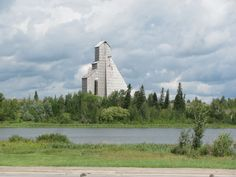 McIntyre Minehead, Timmins, Ontario.   This image will always remind me of my father who worked underground here for over thirty years.