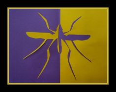 Positive and Negative Bugs - Artsonia Lesson Plan