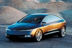 Oldsmobile Profile, 2000