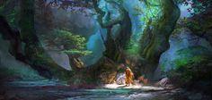 1000 Years by Fang Xinyu