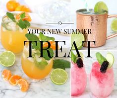 4 Mouth-Watering Mocktails To Chug-A-Lug All Summer Long