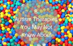 You may have heard Autism Therapy terms like OT, ABA, & PRT, but not know much about them. We'll shed some light on some Autism therapy terms.