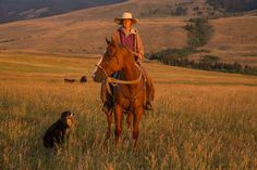 In Yellowstone National Park and beyond, Louise Johns reveals the changing relationship between ranchers and nature.