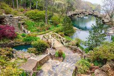 Old Mill Park in North Little Rock, Arkansas