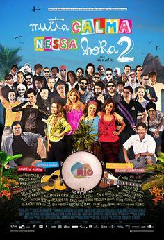 """""""Muita Calma Nessa Hora 2"""" - Estreia em 17 de Janeiro. http://youtu.be/Paamz09upug"""