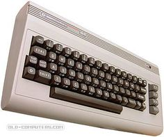 Commodore 64, My daughters got that for Christmas in 1983