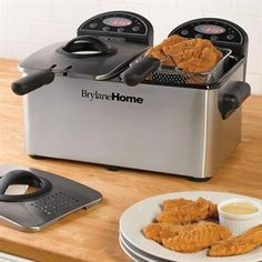 Digital Double Deep Fryer. Grab superb discounts up to 50% Off at Brylane Home using Coupon and Promo Codes.