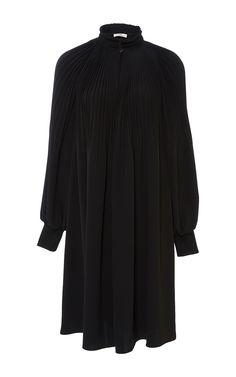 TIBI Edwardian Short Dress. #tibi #cloth #dress
