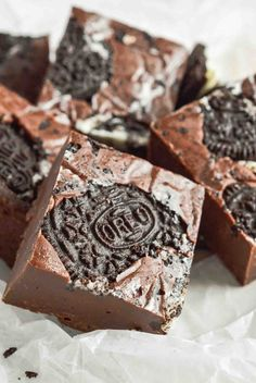 Easy Oreo Microwave Fudge | 23 Indulgent Foods To Eat When You're Alone