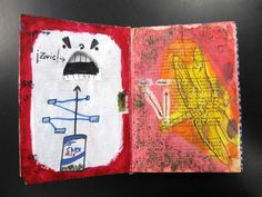 Creativity First: Altered Books