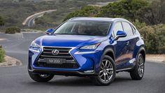 2015 Lexus NX200t Review - http://www.caradvice.com.au/334217/2015-lexus-nx200t-review/
