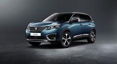 2018 Peugeot 5008 Revealed