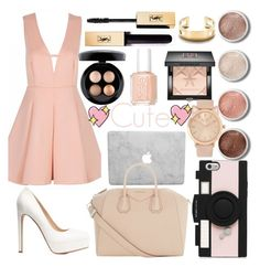 """""""Thanks for 14,000views & 5,500likes"""" by elinajuslin ❤ liked on Polyvore featuring Charlotte Russe, Kate Spade, Givenchy, Essie, MAC Cosmetics, Terre Mère, Tiffany & Co. and Big Bud Press"""
