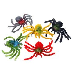 Halloween Supplies Props Simulation Giant Spider