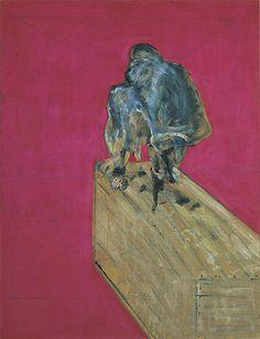 'Chimpanzee' - Francis Bacon.