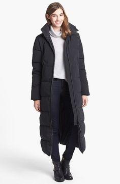 Canada Goose' Men's Borden Fur-Trimmed Puffer Jacket - Black - Size M