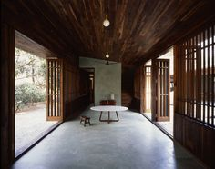 Casa de cobre by Studio Mumbai Architects at Plataforma Arquitectura #architecture