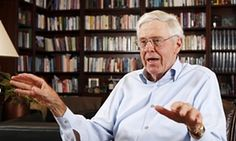 Maybe Charles Koch isn't worried about climate change because he doesn't get the science Scientists review rare climate science statement by petrochemical billionaire and Republican activist Charles Koch