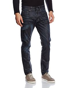 G-Star Raw Men's 3301 Tapered Fit Pant In Condor Denim Dark Aged, Dark Aged, 34x32 G-Star Raw http://www.amazon.com/dp/B015EIU2DW/ref=cm_sw_r_pi_dp_HbdSwb05XZZ8W
