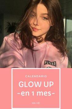 Calendario Beauty Care Routine, Beauty Hacks, Face Care Tips, Glow Up Tips, Glo Up, Fantasy Hair, Girl Tips, Tips Belleza, Makeup Tips