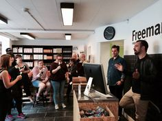 Danimarca, a Copenaghen un negozio dove fare la spesa gratis